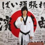 濱田真由の父親の献身的な支えとは?悲願の世界選手権優勝の裏話が泣ける!
